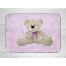 Tapis pour enfants Teddy rose