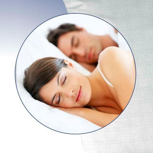 Set van 2 relaxerende hoofdkussens