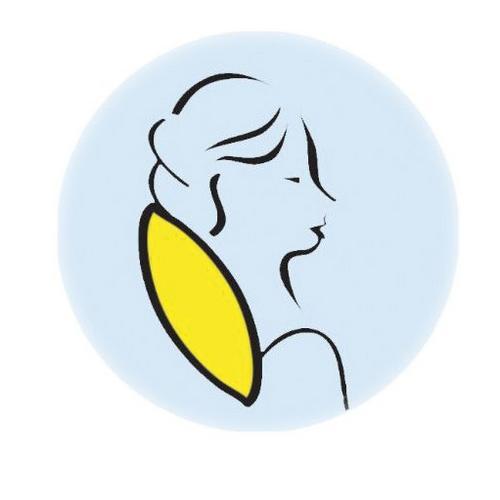 Multifunctioneel kussen met geheugenschuim BLEU CÂLIN