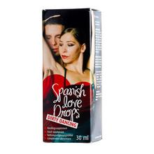 Voedingssupplement Spanish Love Drops