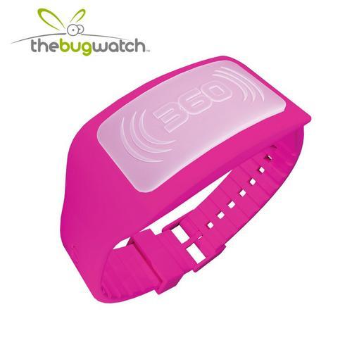 Antimuggenarmband BugWatch voor kinderen