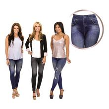 Lot de 3 jeggings Slim 'n Lift Caresse