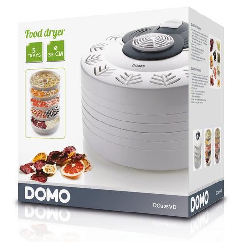 Voedseldroger DOMO DO325VD