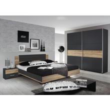 Chambre à coucher 2 personnes Ebba + sommier