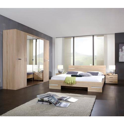 Chambre à coucher 2 personnes Iseo + sommier