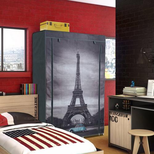 Garde-robe en intissé Paris