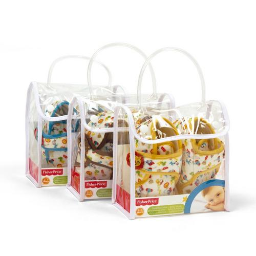 Pantoufles pour bambin ourson FISHER-PRICE