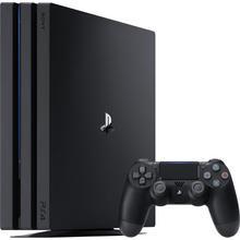 PS4 console PRO 1 TB
