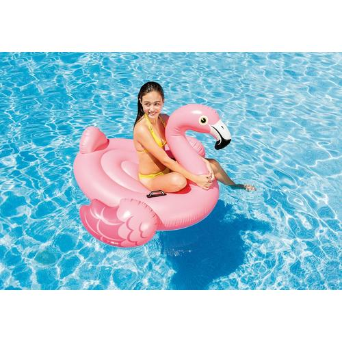 Luchtmatras flamingo INTEX