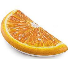 Matelas gonflable tranche d'orangeINTEX de INTEX