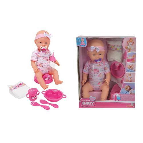 Poupée New Born Baby SIMBA