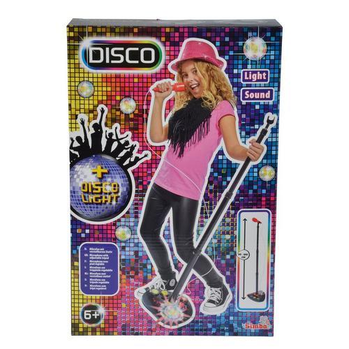 Set microphone disco SIMBA