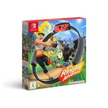 Jeu Ring Fit Adventure pour Nintendo Switch
