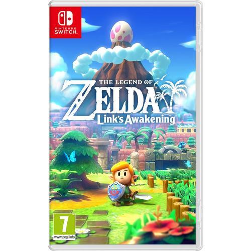 Jeu The Legend of Zelda : Link's Awakening pour Nintendo Switch