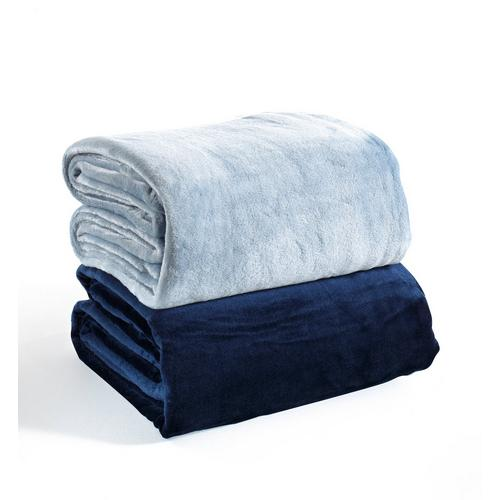 Lot de 2 couvertures