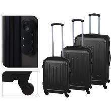 Set de valises 3 pièces