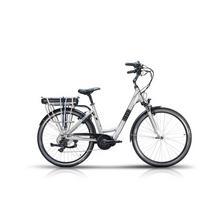 """Vélo électrique pour femmes 28"""" avec moteur central Genius Modest"""
