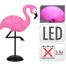 Lampe LED Flamant rose