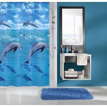 Douchegordijn Dolfijnen