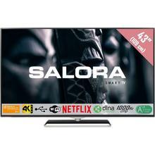 TV LED Ultra HD/4K smart 109 cm SALORA 43UHX4500