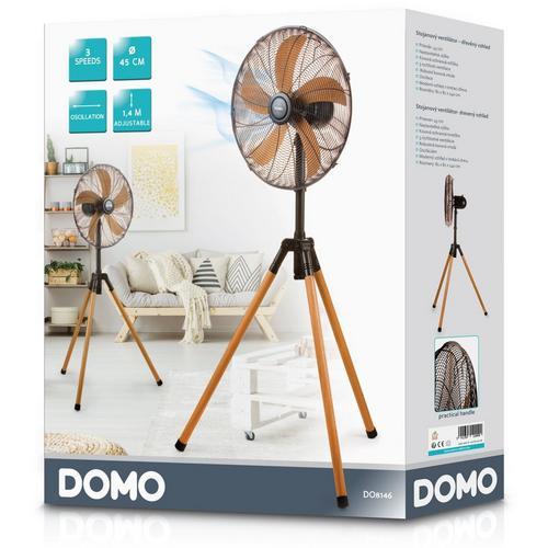 Ventilateur sur pied DOMO DO8146