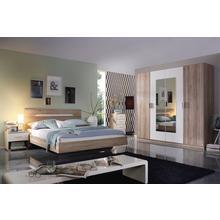 2-persoonsslaapkamer Dublin + bodem