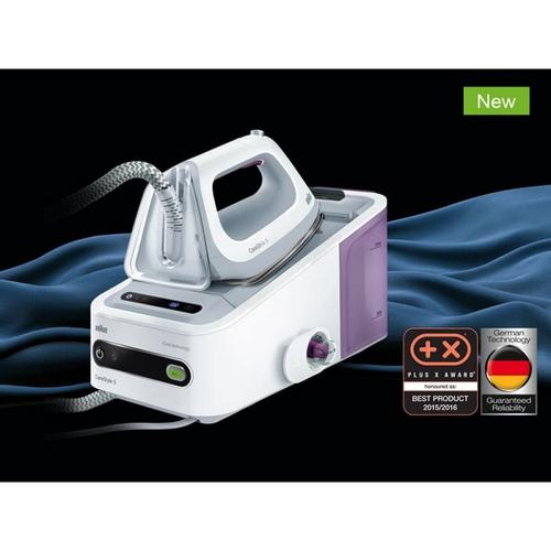 Stoomgenerator BRAUN CareStyle 5 IS 5043 WH