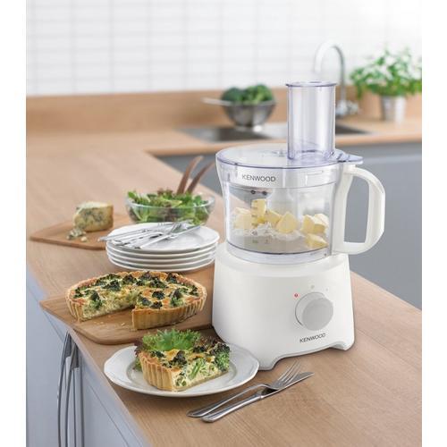 Keukenrobot KENWOOD MultiPro Compact FDP301WH