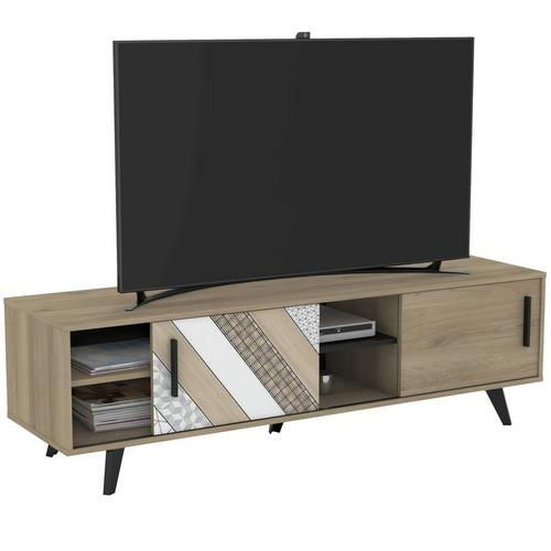 Tv-meubel in vintage look