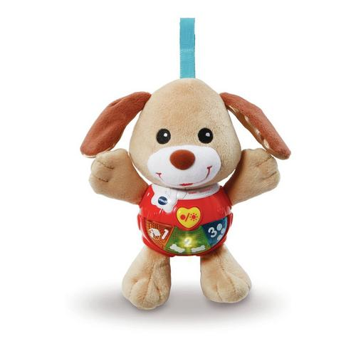Knuffel & Speel Puppy bruin VTECH BABY