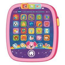 Lumi tablette des découvertes rose VTECH BABY