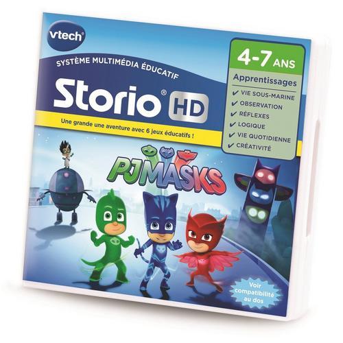Spel PJ Masks voor Storio MAX XL 2.0 VTECH
