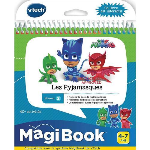 MagiBook Livre - Pyjamasques VTECH