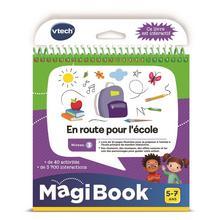 MagiBook Livre - En route pour l'école VTECH
