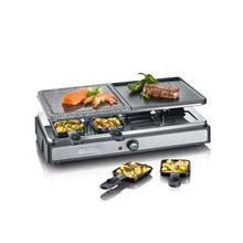Raclette/gril/gril sur pierre 3 en 1 SEVERIN RG 2344
