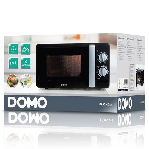 Four à micro-ondes solo DOMO DO2420