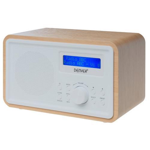DAB+/FM-radio DENVER DAB-35 MK2