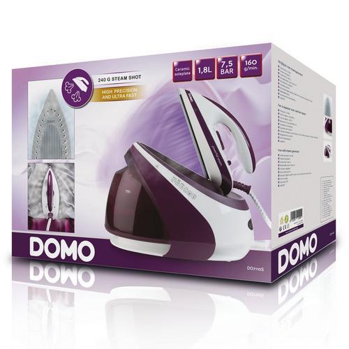Stoomgenerator DOMO DO7110S
