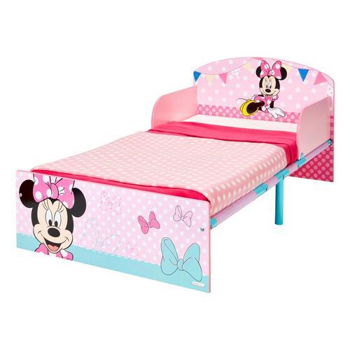 Kinderbed Minnie Mouse + bodem