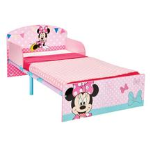 Kinderbed Minnie Mouse + bodem + matras