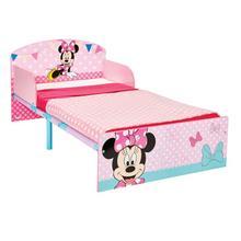 Lit pour enfant Minnie Mouse + sommier + matelas