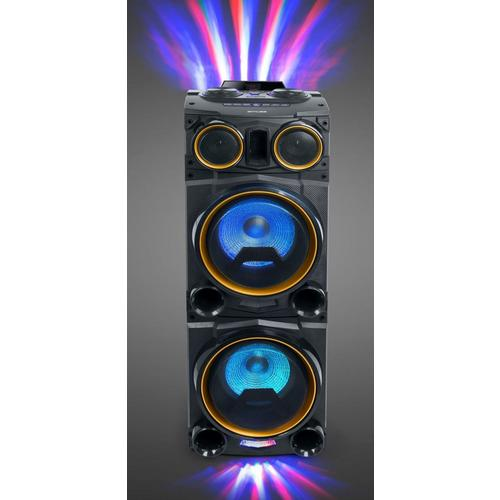 Bluetooth partyboxspeaker MUSE MB-1987-DJ