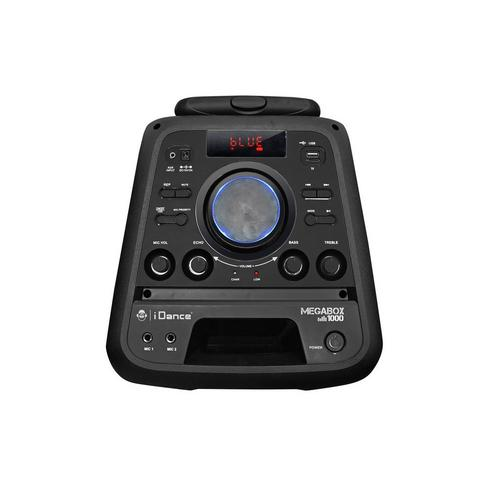 Bluetooth partysysteem iDANCE MEGABOX 1000