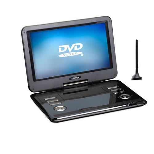 Lecteur DVD portable DENVER MT-1150T2H