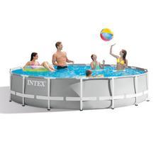 Kit piscine Frame Pool Ø 457 x H. 107 cm INTEX