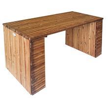 Table de jardin en bois SOLID