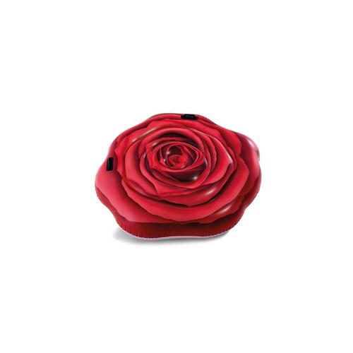 Matelas gonflable rose rouge INTEX