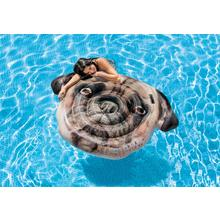 Matelas gonflable Pug Face Island INTEX