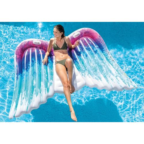 Luchtmatras Angel Wings INTEX