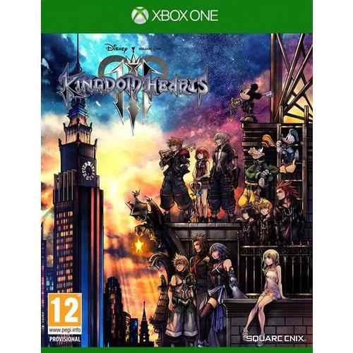 Spel Kingdom Hearts III voor Xbox One